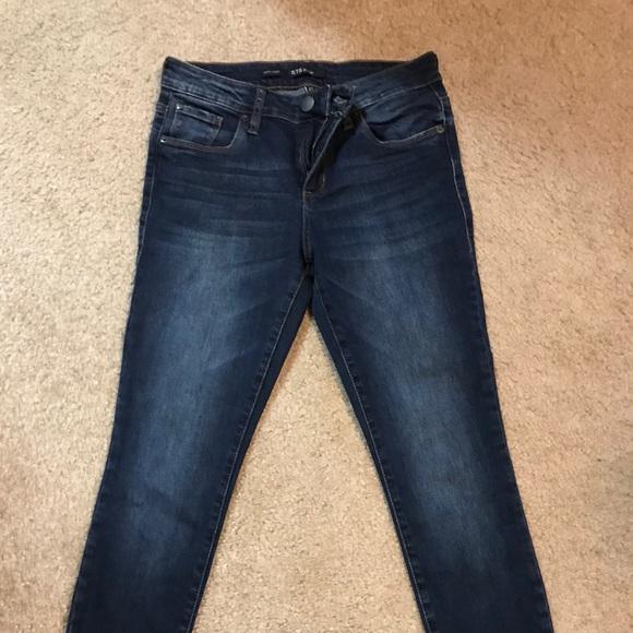 STS Blue Denim - Size 27 brand new skinny jeans